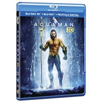 Aquaman - 3D + Blu-Ray
