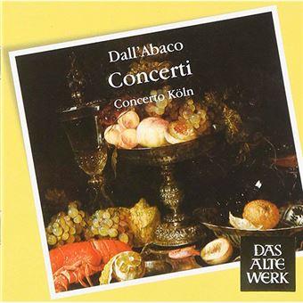 Dall'Abaco - Concerti