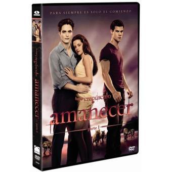 Crepúsculo: Amanecer (Parte 1) - DVD