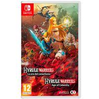 Hyrule Warriors: La era del cataclismo Nintendo Switch