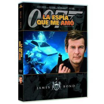 007: La espía que me amó  - DVD