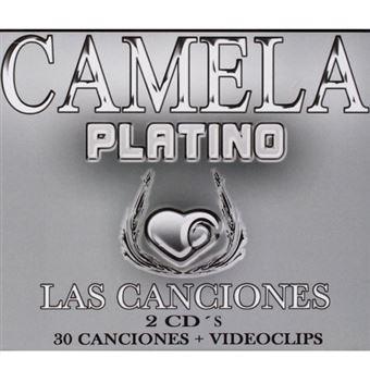 Camela Platino + DVD