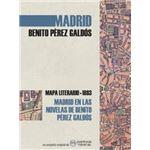 Madrid en las novelas de benito per