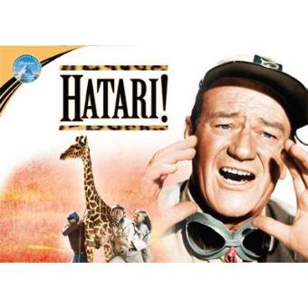 Hatari! - DVD Ed Horizontal