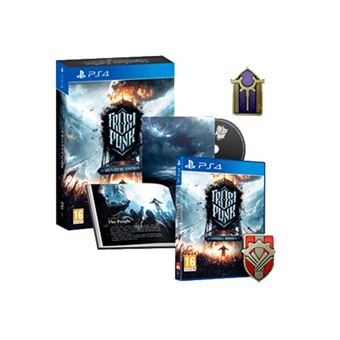 Frostpunk Signature Edition PS4