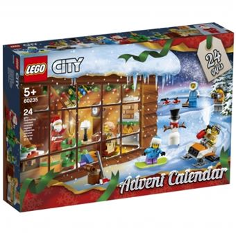LEGO City Town 60235 Calendario de Adviento de LEGO® City