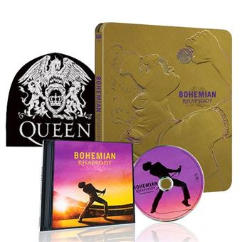 Pack Bohemian Rhapsody - Exclusiva Fnac
