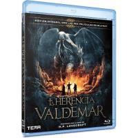 La herencia de Valdemar 1 y 2 - Blu-Ray