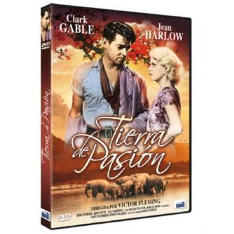 Tierra de pasión - DVD
