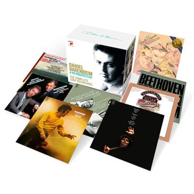 A Retrospective. The Complete Sony Recordings (43 CD + 3 DVD)