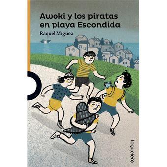Awoki y los piratas en playa escondida