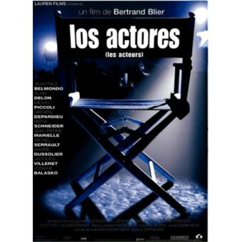 Los actores - DVD