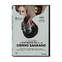 El sacrificio de un ciervo sagrado - DVD