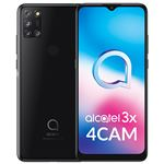 Alcatel 3X 6,52'' 128GB Negro