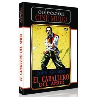 El caballero del amor - DVD