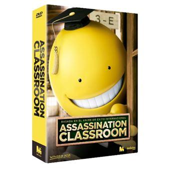 Assassination Classroom: La Saga Completa - DVD