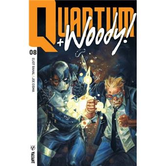 Quantum + Woody 8