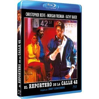 El reportero de la calle 42 - Blu-Ray