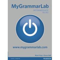 MyGrammarLab Intermediate without Key and MyLab Pack (