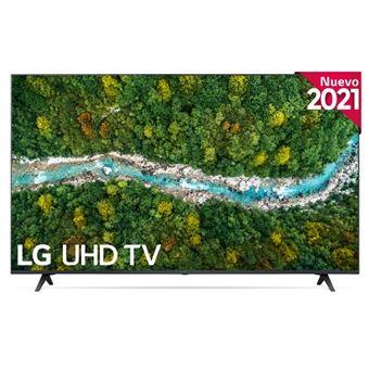 TV LED 65'' LG 65UP77006LB 4K UHD HDR Smart TV Gris