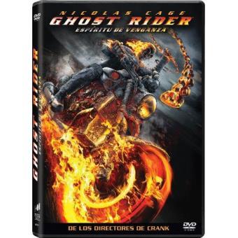 Ghost Rider 2: Espíritu de venganza (El motorista fantasma 2) - DVD