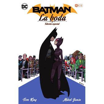 Batman La boda - Ed especial de Albert Monteys