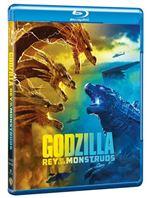 Godzilla: Rey de los monstruos - Blu-Ray