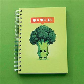 Cuaderno A5 Naolito Nobody Loves Me