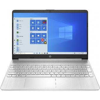 Portátil HP Laptop 15s-fq2014ns 15,6'' 11ª Gen. Plata