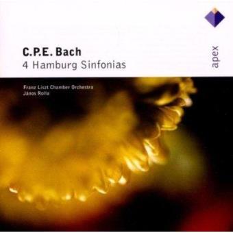 Bach C.P.E:4 Hamburg Sinfonias