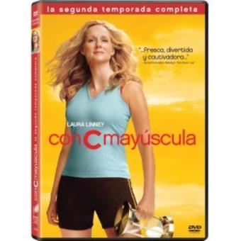 Con C mayúscula - Temporada 2 - DVD