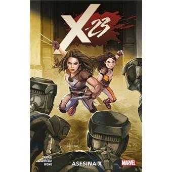X-23 2. Asesina