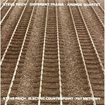 Different Trains / Electric Counterpoint - Vinilo