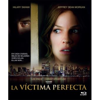La víctima perfecta - Blu-Ray