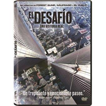 El desafío - DVD