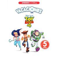 Vacaciones con Toy Story 4. 5 años (Aprendo con Disney)