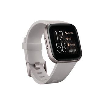 Smartwatch Fitbit Versa 2 Stone Gris