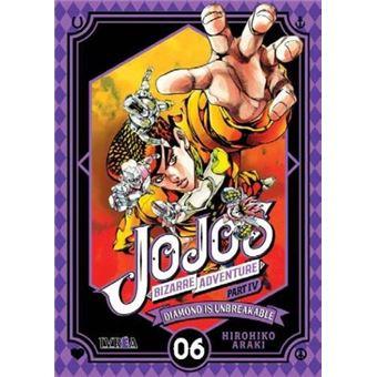 Jojo's bizarre adventure parte 4: diamond is nº 6