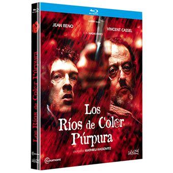 Los ríos de color púrpura - Blu-Ray