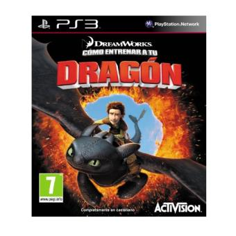 Cómo Entrenar a Tu Dragón PS3