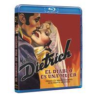 El diablo es una mujer - Blu-Ray