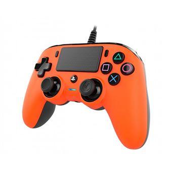 Mando Bigben Nacon Compact PS4 /PC Naranja