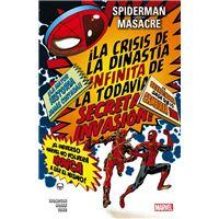 Spiderman / Masacre: La Crisis de la Dinastía Infinita de la Todavía Secreta Invasión. 100% Marvel