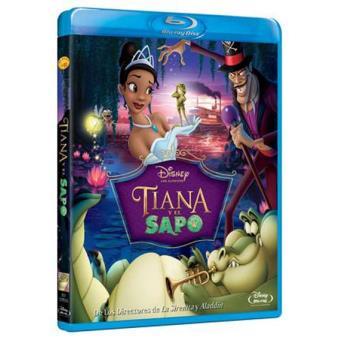Tiana y el sapo - Blu-Ray