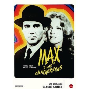 Max y los chatarreros - DVD