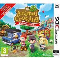 Animal Crossing New Leaf Welcome amiibo! + Tarjeta amiibo Nintendo 3DS