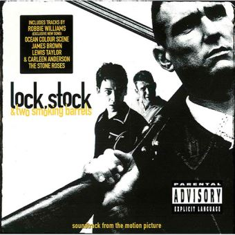 Lock, Stock and Two Smoking Barrels B.S.O. - Vinilo