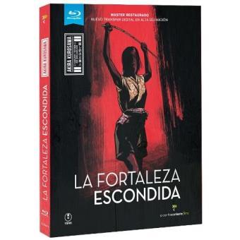 La fortaleza escondida (Formato Blu-ray)