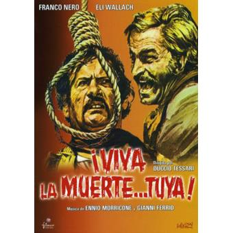 ¡Viva la muerte... tuya! - DVD