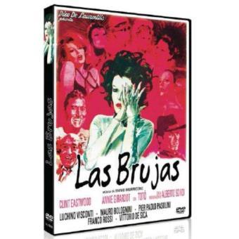 Las brujas - DVD